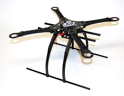 fpv quadcopter
