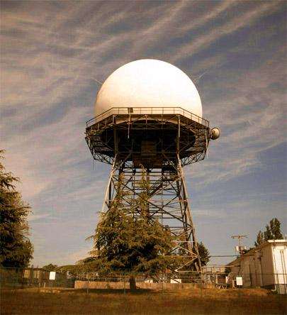 discovery park radar