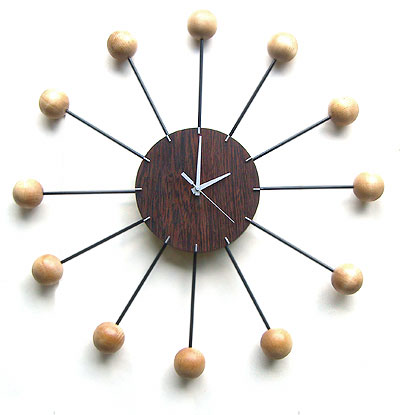 lodefink ball clock