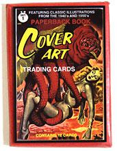 vintage paperback cover art