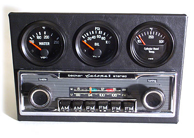 vdo gauge