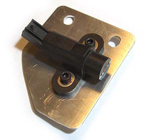 BMW 2002 crank pulley