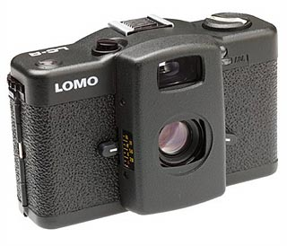 lomo LC-A