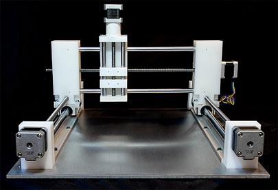 micro cnc robot