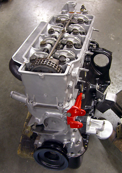bmw 2002 motor
