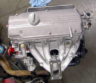 bmw 2002 motor