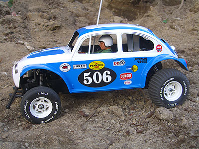 tamiya sandscorcher