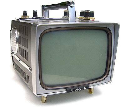 singer television