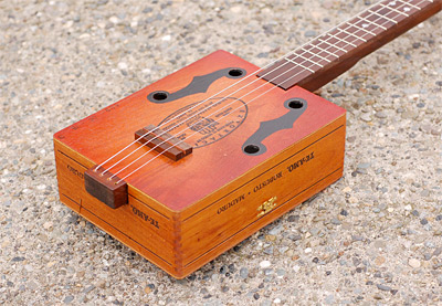 cigar box guitar strings
