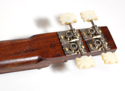 cigar box guitar neck